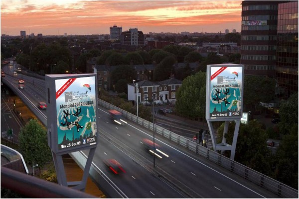 WPC - Digital Billboard Advertising
